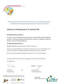 thumbnail of Tagesordnung Eröffnungstagung